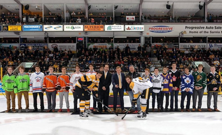 OHL Border Battle